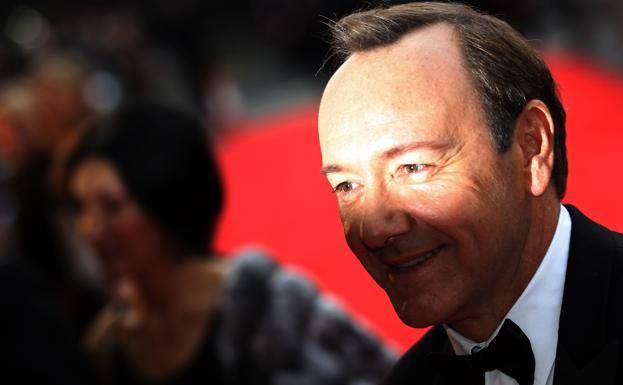 El actor Kevin Spacey./AFP