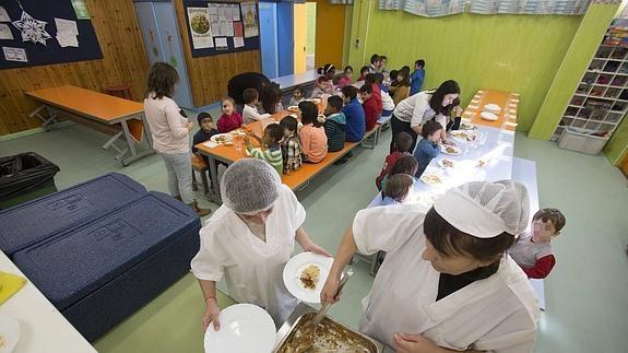 Cantabria volverá a abrir comedores escolares en Semana Santa | El ...
