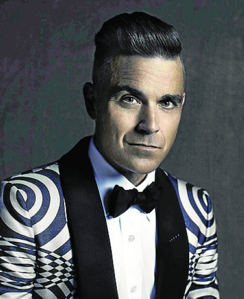 Robbie Williams. /