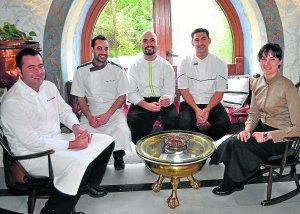 El Nuevo Molino, un taller de alta cocina exquisita