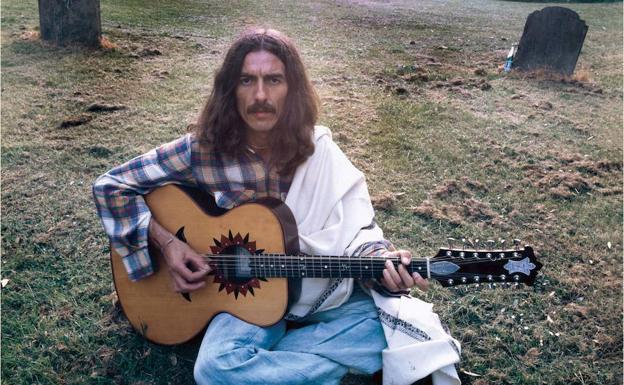 George Harrison, el talento oculto de los Beatles eclipsado por John Lennon y Paul McCartney.