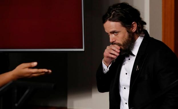 Casey Affleck./Reuters