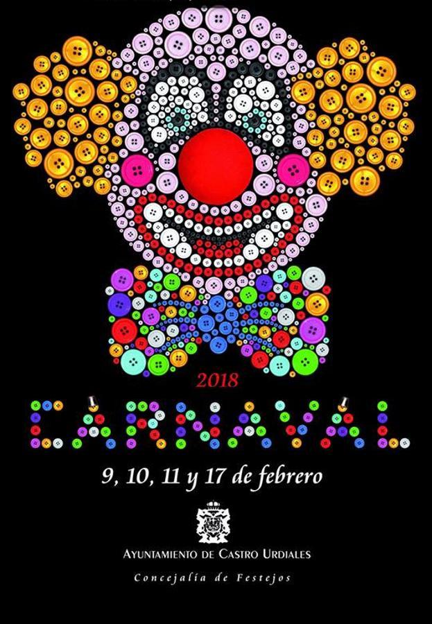 Gana El Concurso De Carteles De Carnaval De Castro Y Destina Los 600