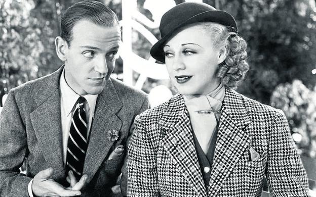 La Filmoteca Recorre La Filmografia De Fred Astaire Y Ginger Rogers El Diario Montanes