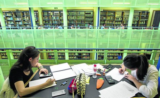 Calendario Examenes Unican Derecho.Fisica Y Matematicas Las Carreras Mas Pujantes En La