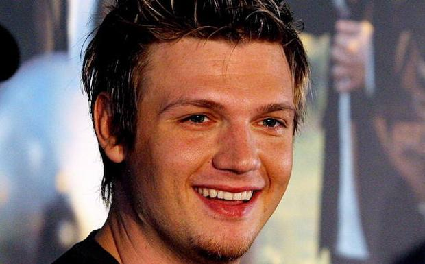 Nick Carter, miembro de 'Backstreet Boys'. /Efe