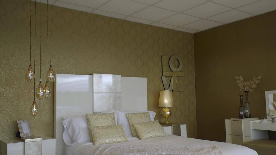 Elige el dormitorio de matrimonio perfecto con Merkamueble | El ...