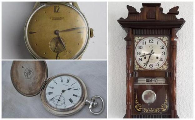 Recordando Los Relojes Antiguos El Diario Montañes