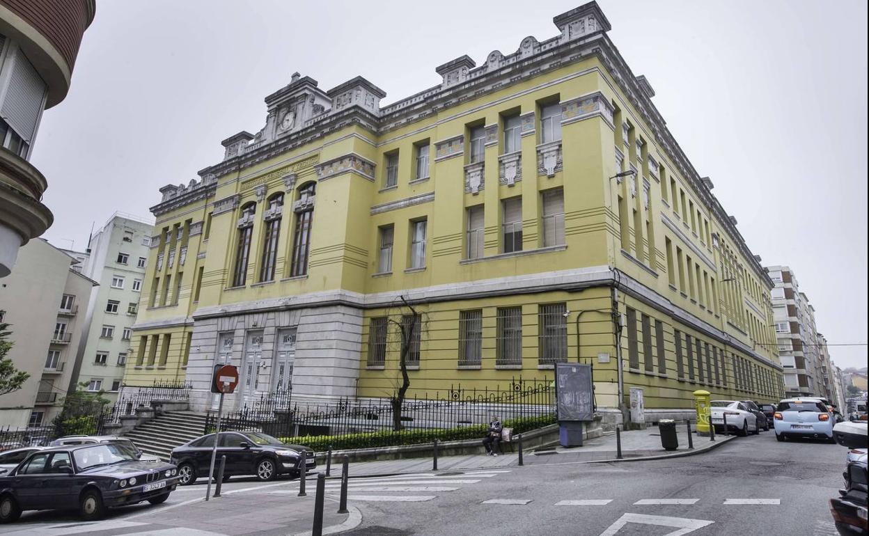 Santander otorgará la Medalla de Oro de la ciudad al IES Santa Clara