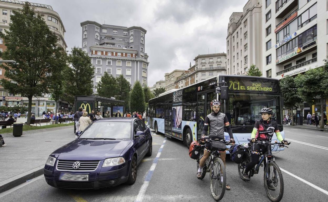 Autoescuela Peñacastillo los autobuses del tus establecen horarios especiales en