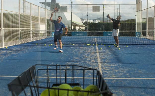 Camargo abre este lunes sus pistas de pádel y tenis