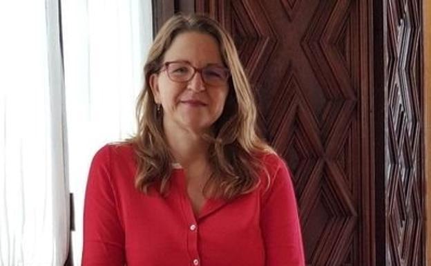 Elena Cebrián. Secretaria general para el Reto Demográfico/