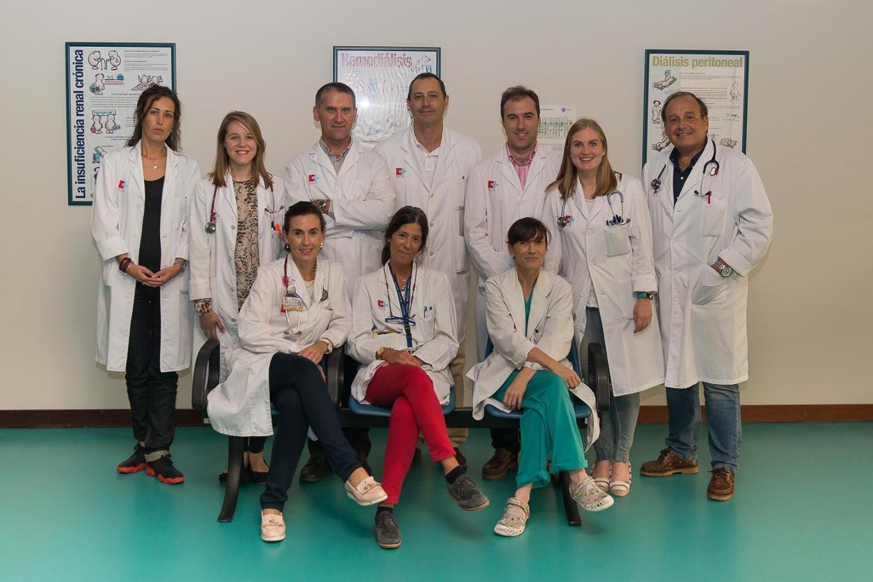 Valdecilla bate el récord de trasplantes renales en un año, a pesar de la pandemia | El Diario Montañes