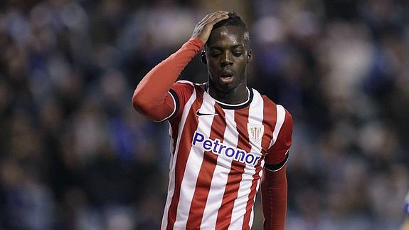 Iñaki Williams. /