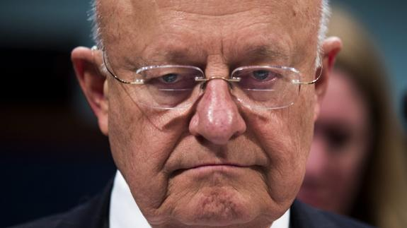 El director de Inteligencia Nacional de Estados Unidos, James Clapper./