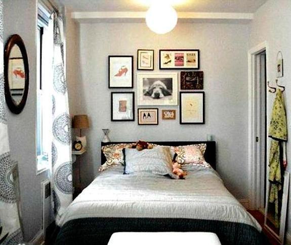 Cómo decorar un dormitorio con poco espacio | El Diario Montañes