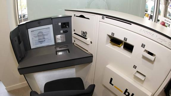 El Nuevo Modelo De Oficinas De Liberbank Llega A Santander