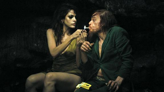 'Holy Motors' (Léos Carax, 2012). /